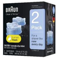 Image of shaver refill packs