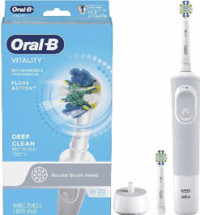image of rechargeable toothbrush